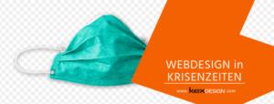 Webdesign in Corona Krise