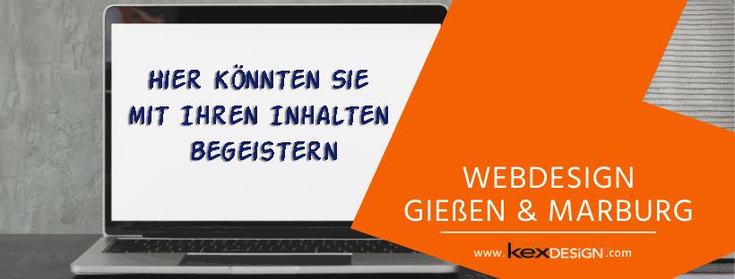 Webdesign Marburg Gießen
