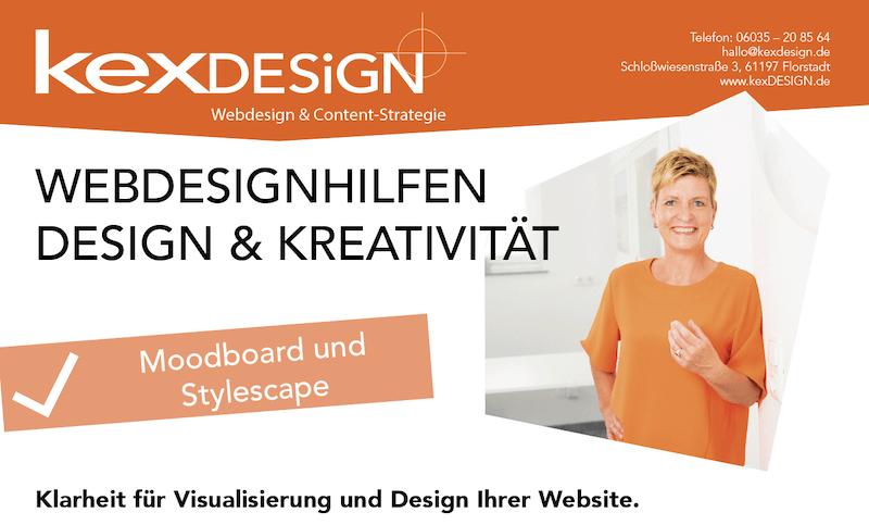 Webdesignhilfen Design und Kreativität