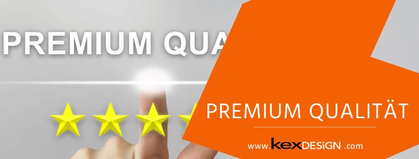 Webdesign in Premiumqualität