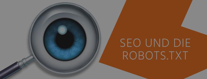 SEO und die robots.txt